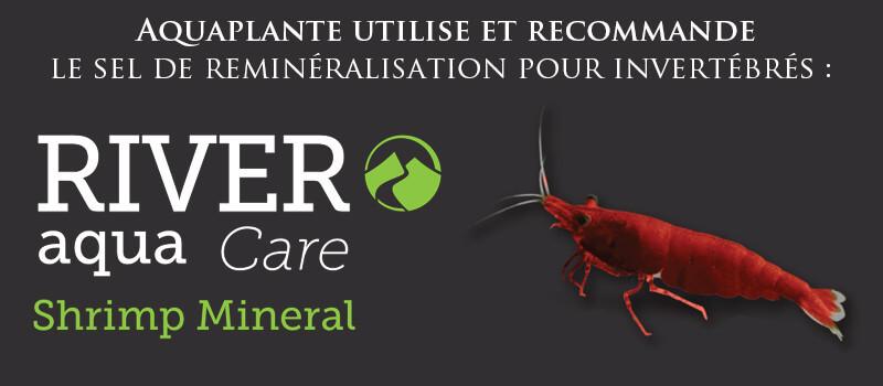 River mineral salt