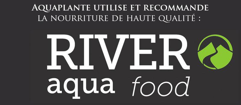 River aqua Food - le TOP de la nourriture pour vos poissons d'aquarium